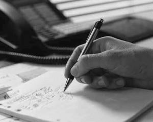 Ecrire sa vie, les blocages qui empêchent de se lancer