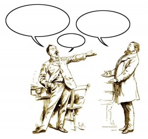 3 règles de base du dialogue