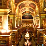 Trésors de la bibliothèque de l'Assemblée nationale