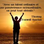 Persévérance : la première qualité de l'écrivain