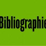 Règles et présentation d'une bibliographie