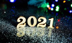Bonjour 2021 !